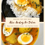 Aloo Anday Ka Salan | Aloo Anda Shorba | Egg and Potato Curry