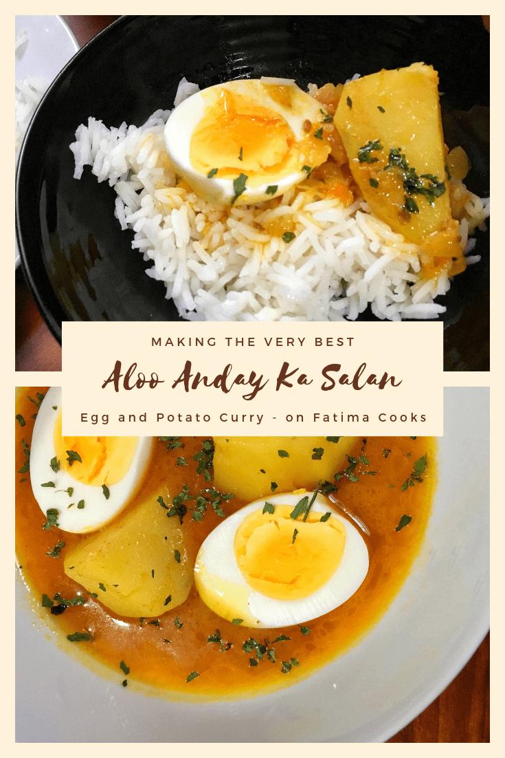 Aloo Anday Ka Salan | Aloo Anda Shorba | Egg and Potato Curry