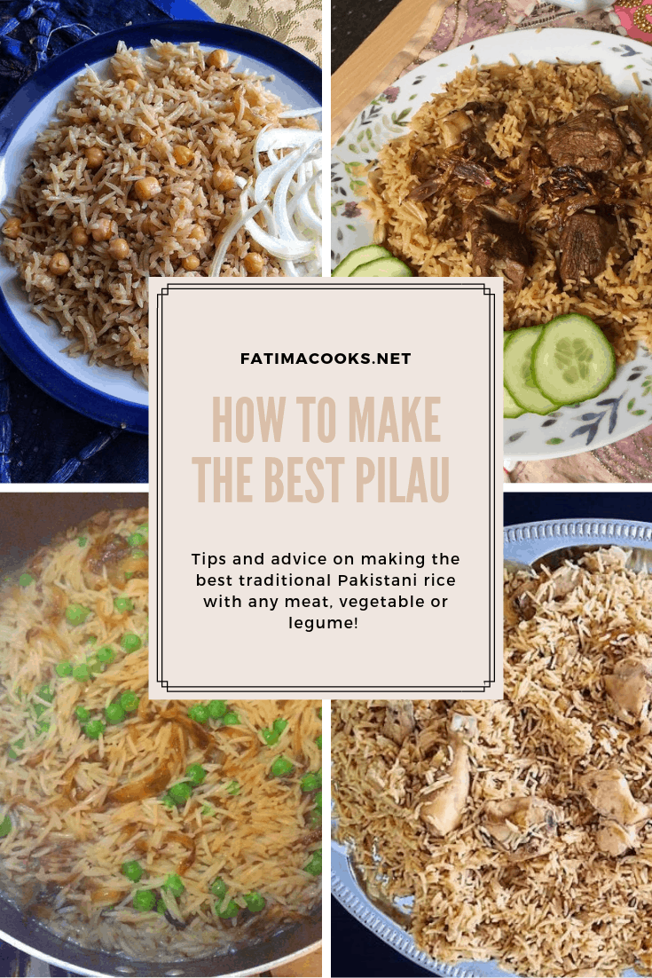 How To Make The Best Pulao Rice | Tips On Making Good Pilau Rice Everytime | Recipe Guideline For Beginners or Seasoned Cooks!