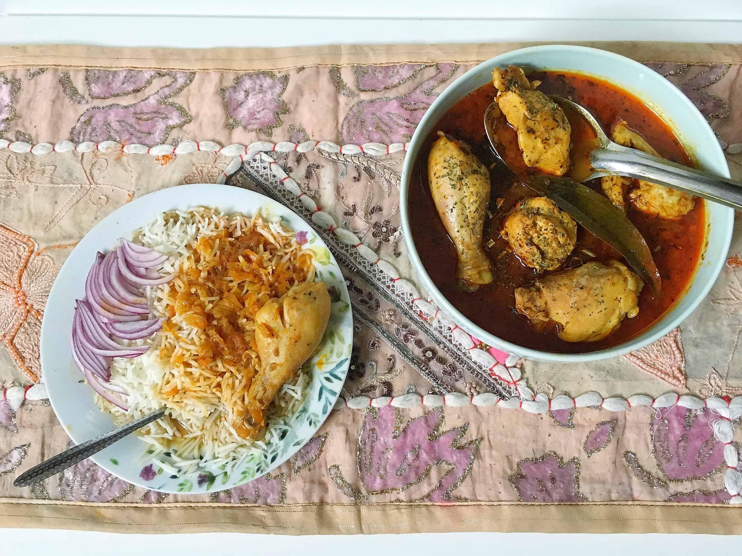 Chicken Salan Recipe | Pakistani Chicken Shorba Curry | Murghi Ka Salan