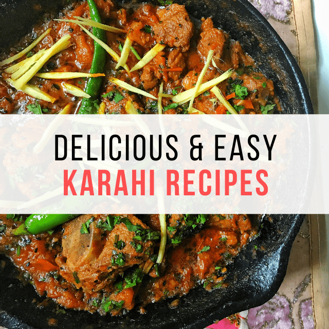 Delicious Karahi Recipes